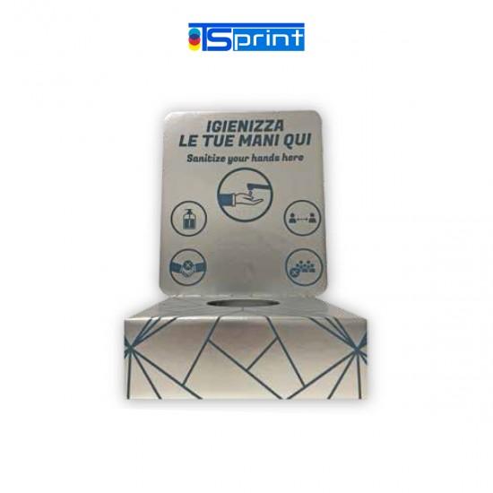 Porta-dispenser Covid-19