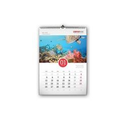 Calendario da parete A3