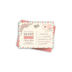 Postcard - 11x17