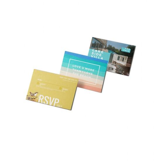 Postcard Deluxe