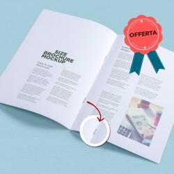 Brochure A5 - 500 pz.