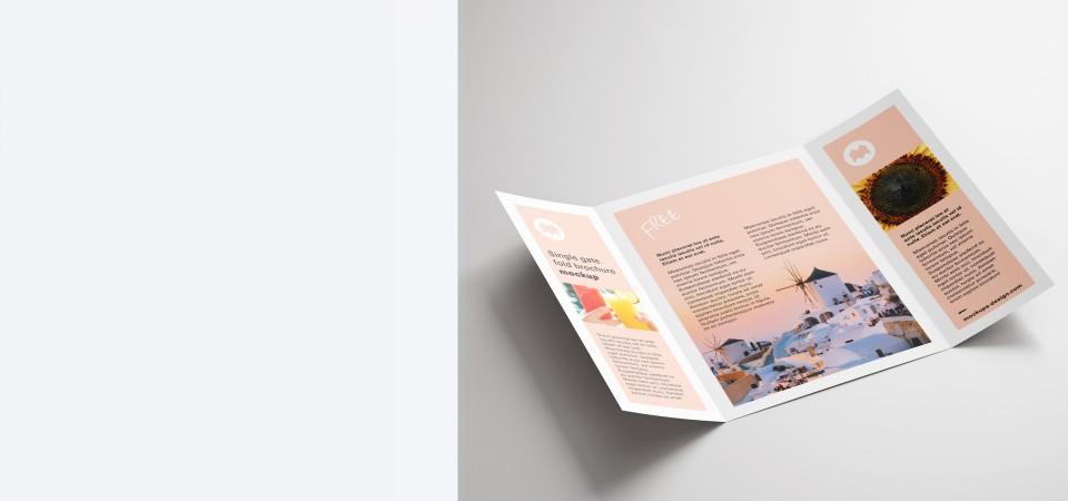 Stampa online i tuoi depliant con Ts Print